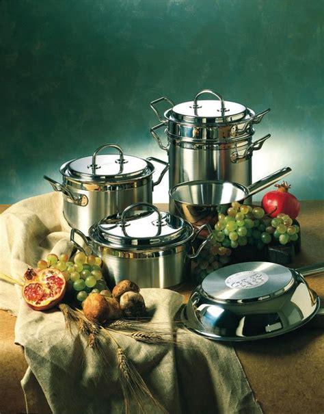 silga cookware italian steel stainless beauty pans cooking amazing teknika makes visit kitchen