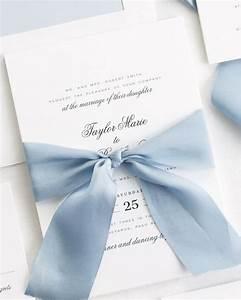 taylor ribbon wedding invitations ribbon wedding With mailing wedding invitations with ribbon