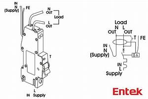 10 best rcbo images on pinterest electric circuit and With mcb wiring connection diagram mcb wiring clipsal rcd mcb wiring