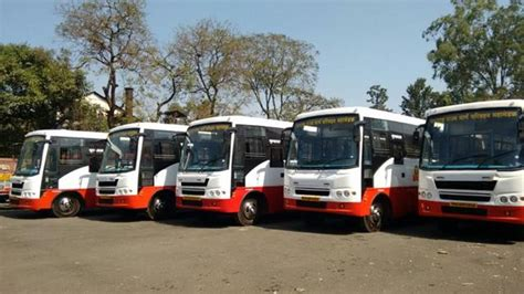 commute     smoother msrtc launches