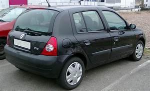 Clio 2008 : file renault clio rear wikimedia commons ~ Gottalentnigeria.com Avis de Voitures