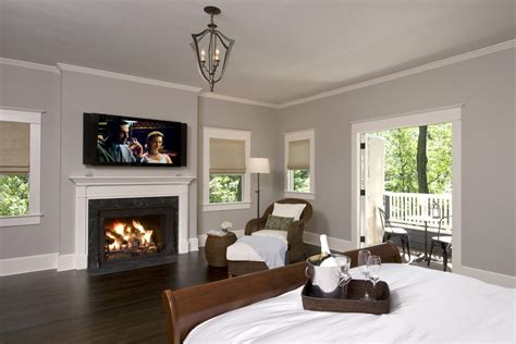 livingroom curtain balboa mist benjamin bedroom traditional with