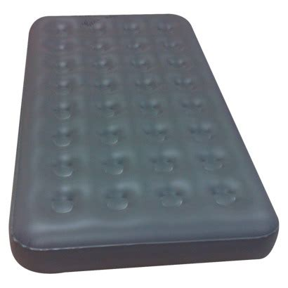 Embark Air Bed by Embark Vinyl Airbed Use Durability Quality And