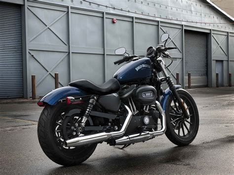 Review Harley Davidson Iron 883 by 2012 Harley Davidson Xl883n Iron 883 Review