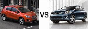 Nissan Juke Rouge : 2015 trax vs nissan juke burlington chevrolet ~ Melissatoandfro.com Idées de Décoration