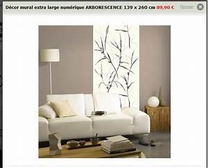 4 murs papier peint salle a manger modern aatl With comment peindre son salon