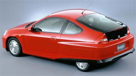 honda insight  ze  generation jdm