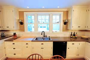 kitchen paint color ideas with white cabinets 1930 39 s kitchen remodel traditional kitchen cleveland