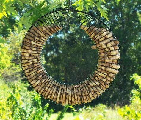 songbird essentials whole peanut wreath ring black bird