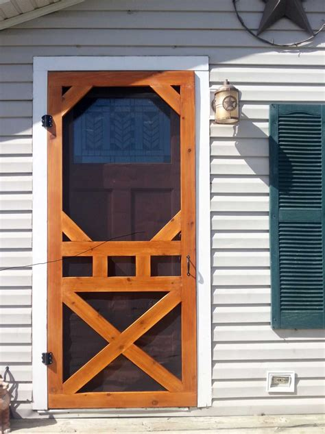 diy screen door aww love   fresh air  projects