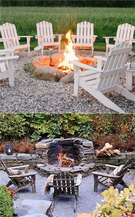 fire pit ideas  diy  buy lots  pro tips