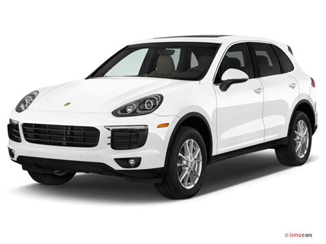 2018 Porsche Cayenne Prices, Reviews, And Pictures