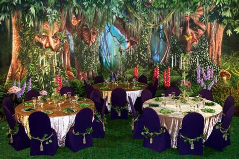 outdoor wedding venues oregon enchanted forest theme decorations enchanted forest
