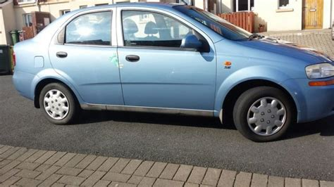 2003 Daewoo Kalos For Sale For Sale In Naas, Kildare From