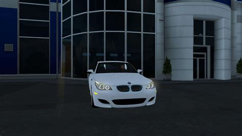 Mod Car Bmw Minecraft 1 5 2 by New Bmw M5 1 34 Car Mod Ets2 Mod