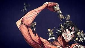 Attack on Titan Rogue Titan 2o Wallpaper HD