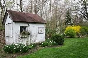 Gartenhaus Shabby Chic : buck 39 s county bungalow shabby chic style gartenhaus philadelphia von left bank home ~ Markanthonyermac.com Haus und Dekorationen