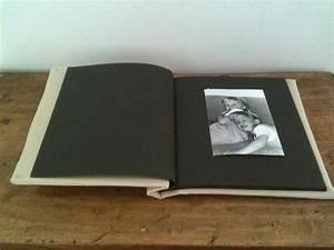 Album Photo Ancien : album photo en lin ancien les pluriels du lin ~ Teatrodelosmanantiales.com Idées de Décoration
