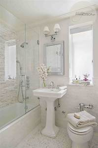 17 delightful small bathroom design ideas for Tiny bathroom design ideas