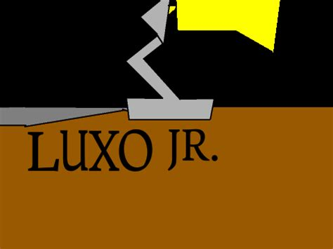 Based On Luxo Jr Logo (2020present) By Mr20thcenturyfox