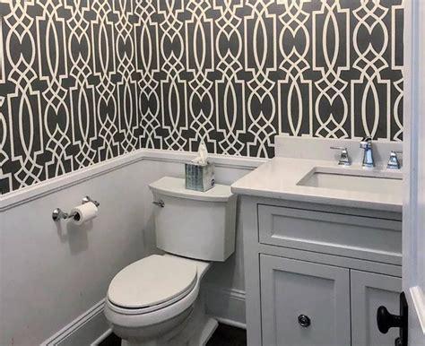 wallpaper   bathroom  bathroom wallpaper