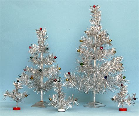christmas decoration all others feather trees brush trees