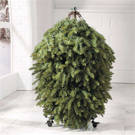 reversible festivity foliage holiday christmas tree
