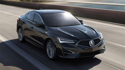 2019 Acura ILX : 2019 Acura Ilx Redesigned, Gets More Safety Features