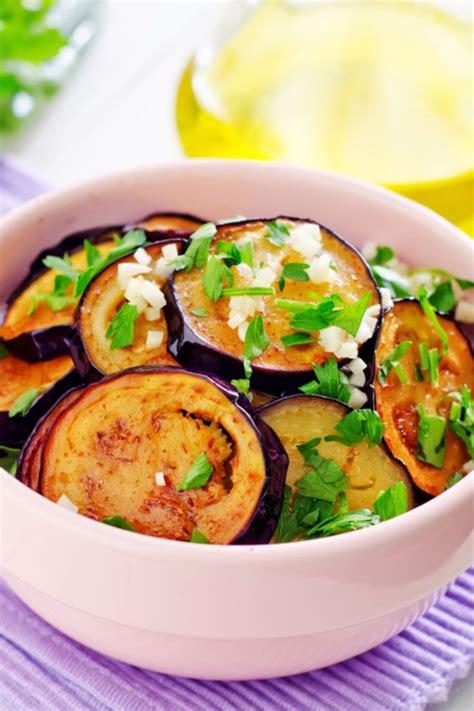 Gebratene Auberginen Rezepte | Foodtempel | Aubergine ...