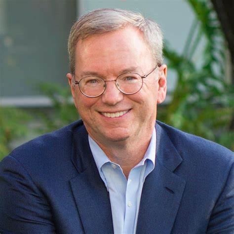 Eric Schmidt Bio, Family, Married, Spouse, Age, Height ...