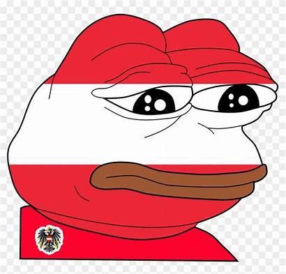 Pepe Feels Bad Discord Austrian Emotes Frog