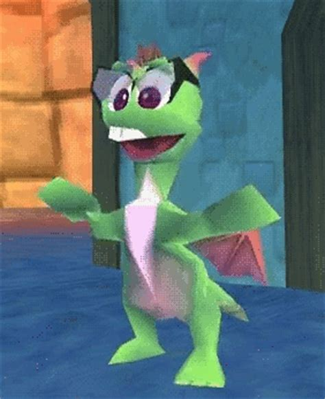 spyro  year   dragon part  character