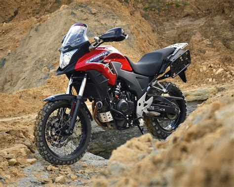 Reserve Your Rally Raid Products Honda Cb500x Adventure