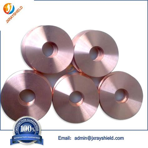 copper tungsten spark erosion electrode manufacturers suppliers factory   china jinxing