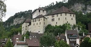 Schattenburg Castle In Feldkirch  Austria
