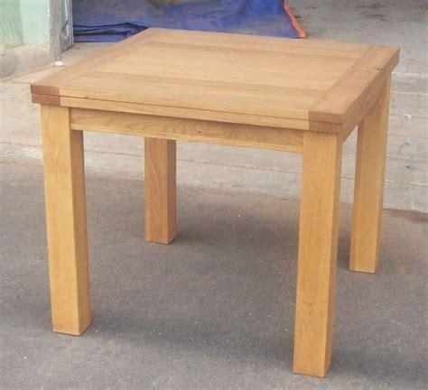 square extending oak dining table satuskainfo