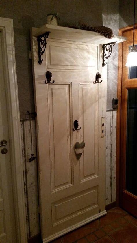 Alte Tür Als Garderobe by Shabby Garderobe Aus Alter T 252 R Ahşap Işleri
