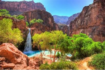 Waterfall Nature Desktop Backgrounds Wallpapers Wallup