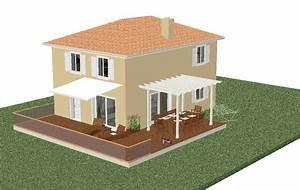 notre future maison a levens 2 le choix de la maison With ma maison en 3d gratuit