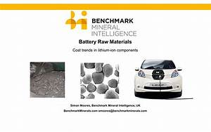 Battery Mineral Intelligence: Battery Raw Materials - Cost ...
