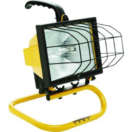 walmart shop light designers edge l20 portable handheld work light yellow