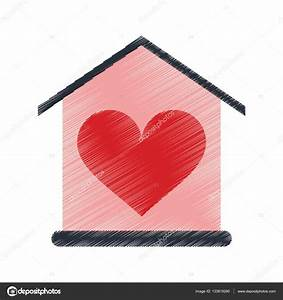 Casa Amore De : scheda di disegno casa amore cuore beauitful vettoriali stock jemastock 133819260 ~ Eleganceandgraceweddings.com Haus und Dekorationen