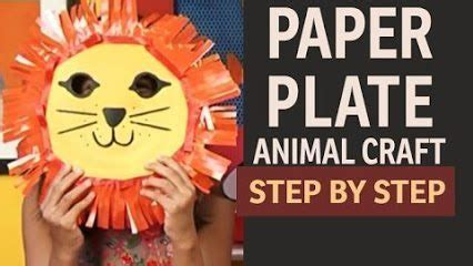 animal mask  kids simple craft ideas