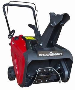 Power Smart Db7005 21 U0026quot  196cc Manual Start Single Stage