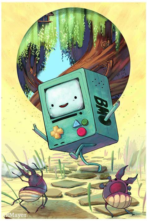 Bmo Fan Art by KRMayer on DeviantArt | Adventure time ...