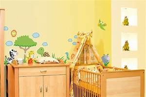 Wandtattoo Kinderzimmer Dschungel : wandsticker dschungel safari wandtattoo ~ Orissabook.com Haus und Dekorationen