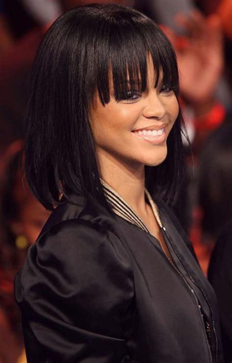 pictures  black hairstyles  medium length hair