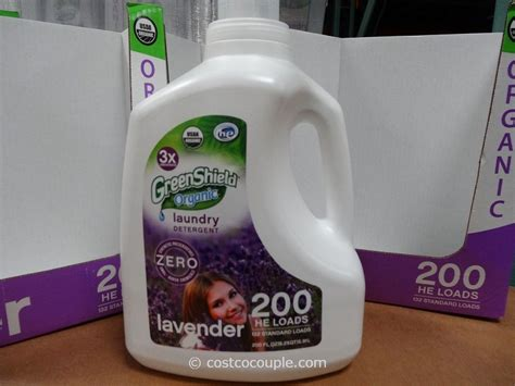 green shield organic laundry detergent