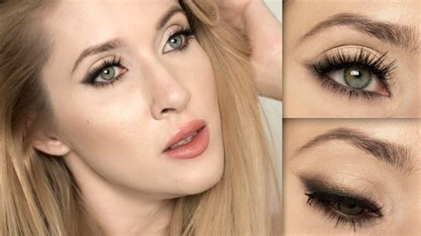 Le maquillage des yeux de chat – maquillage des yeux