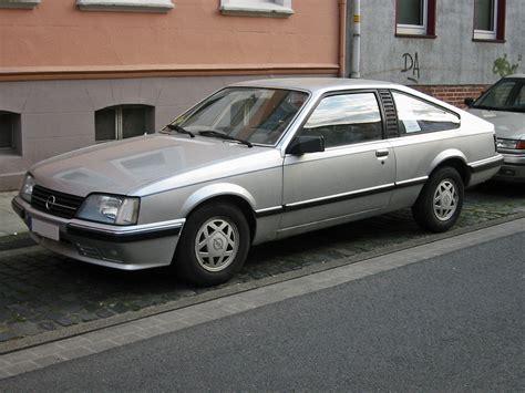Opel Monza opel monza a photos reviews news specs buy car